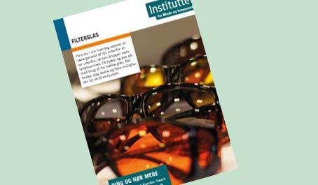 Foto af flyer: Filterglas - en introduktion