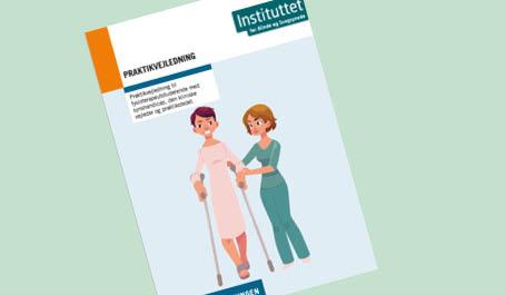 Foto af vejledning: Praktikvejledning for fysioterapeut
